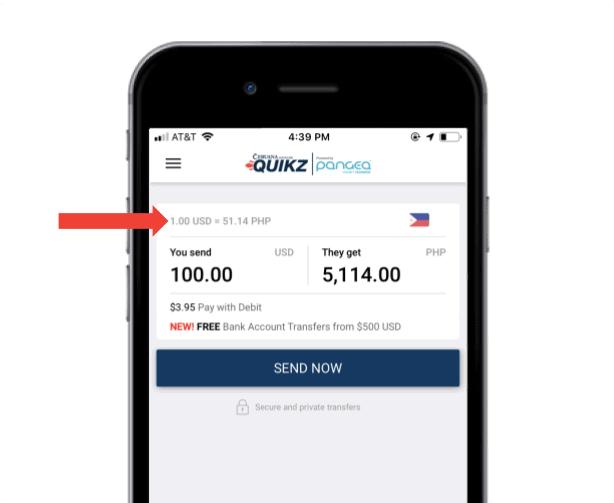 Customer Service | Pangea Money Transfer
